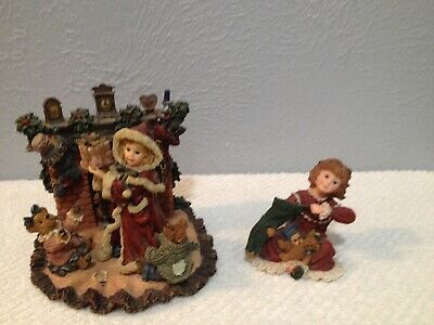 $19.99 • Buy Boyds Bears Yesterdays Child The Dollstone Collection Lot Of 2