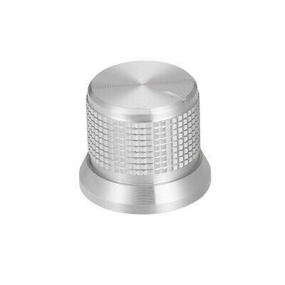$ CDN8.92 • Buy Turntable Potentiometer Knob Volume Control Knob Amplifier Guitar Silver Tone