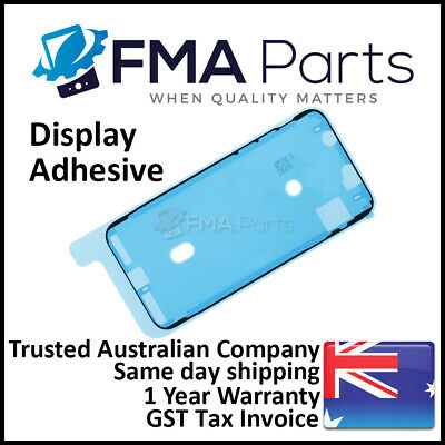 AU3.95 • Buy IPhone XR 8 7 6S Plus Adhesive LCD Screen Display Assembly Frame Tape Seal Water