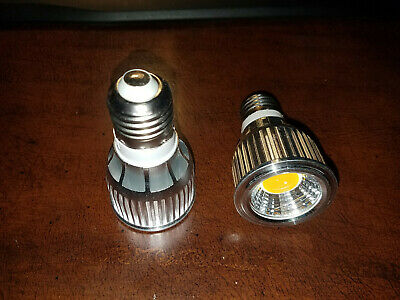 LED PAR16 (Qty Of 5 Per Lot) - Non-Dimmable Light Bulbs • 10$