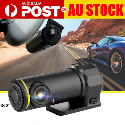 AU37.99 • Buy 1080P WiFi Car DVR 170° FHD Lens Dash Cam Video Recorder Camera Cam APP FASTSHIP