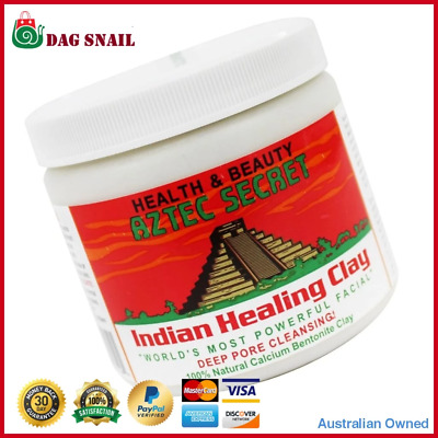 AU30.89 • Buy Face Deep Cleansing Pore Clay Aztec Secret Indian Healing Clay 1 Lb SKINCARE