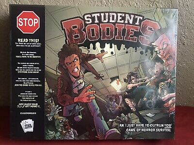 £28.94 • Buy Zombies Board Game Student Bodies Teenager Kids Family Party Game