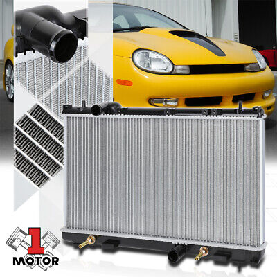 $44.18 • Buy Aluminum Radiator OE Replacement For 00-04 Dodge/Plymouth Neon 2.0 AT Dpi-2362