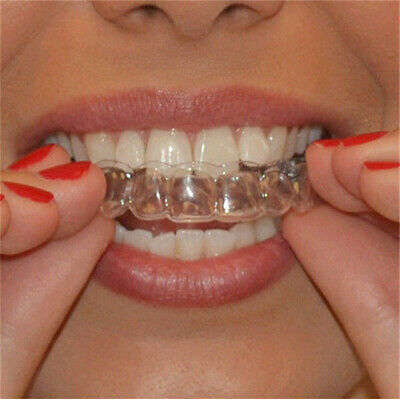 AU11.02 • Buy Thermoforming Mouth Teeth Whitening Trays Bleaching Molding Oral Care Guard
