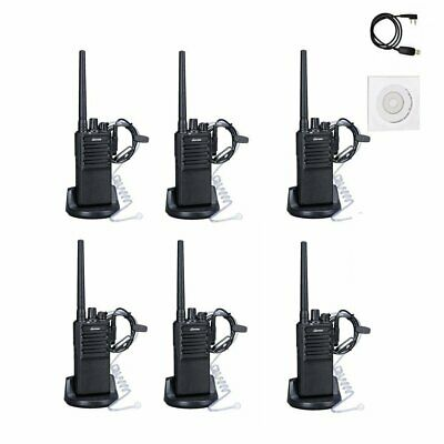 $ CDN150.13 • Buy LUITON 2 Way Radios Voice Scrambler Long Range Walkie Talkies With Earpiece F