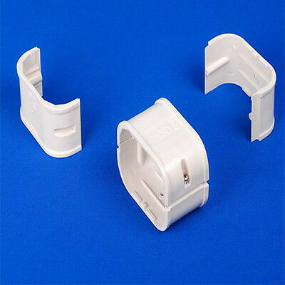 AU9.50 • Buy New Air Conditioner Wall Cover Duct Joiner PVC Duct Split System 100mm