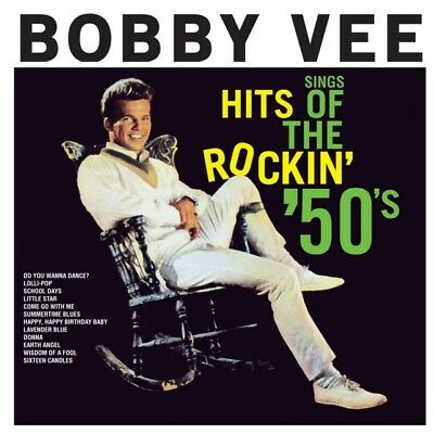 $3.70 • Buy Bobby Vee .. Sings 12 Hits Of The Rockin' 50's .. Do You Wanna Dance .. Oldies