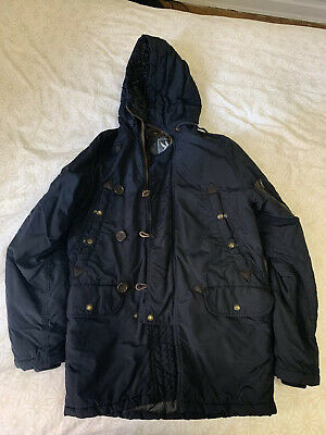 $56 • Buy SPIEWAK Military N-3B Flight Parka Jacket Cold Weather Mens (Small)