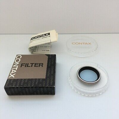 $ CDN50.63 • Buy [Mint In BOX] Genuine Contax 30.5mm B2 82A MC Filter For TVS TVS II From Japan