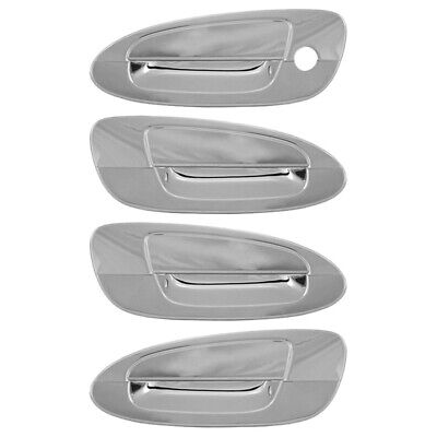 $16.99 • Buy Chrome Door Handle Cover For Nissan Altima 2002-2006 NO PSKH New