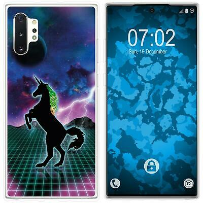 Case For Samsung Galaxy Note 10+ Silicone Case Retro Wave M2 Cover • 8.99£