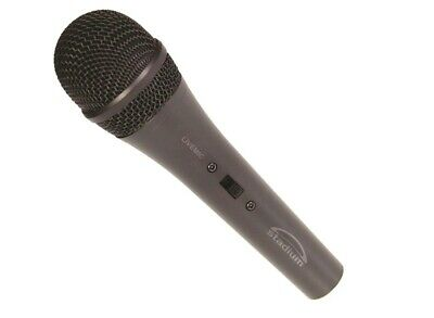AU22.49 • Buy Dynamic Karaoke Microphone Unidirectional MIC + 3M Cable + AUX Adapter *RFB*