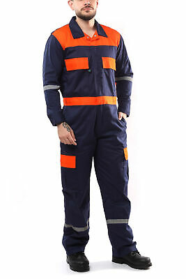 $30.95 • Buy KC01 - Kolossus Deluxe Long Sleeve Enhanced Visibility Coverall