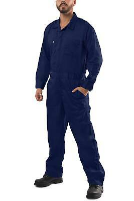 $32.95 • Buy KC05 - Kolossus ProDeluxe Long Sleeve Cotton Blend Coverall With Adjustable Cuff