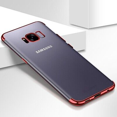 $ CDN12.58 • Buy Samsung Galaxy S7 Edge Case Phone Cover Protective Cover Bumper Red