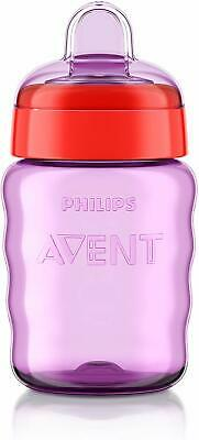 £4.76 • Buy Philips Avent Easy Sip Spout Cup (260 Ml, Pink)