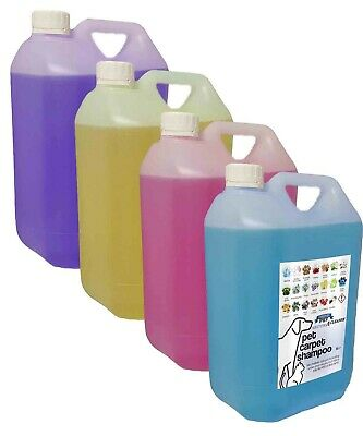 NEUTRACLEANSE - FRESH PET Carpet Shampoo - 5l Range - Choose Own Fragrance • 12.50£