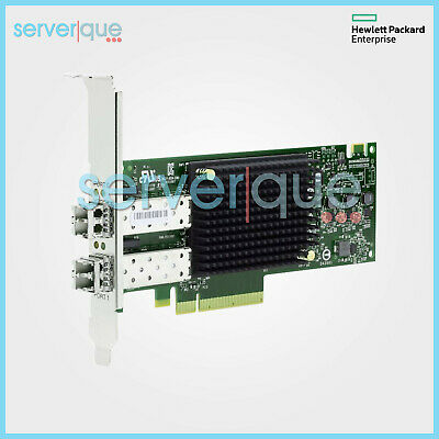 $ CDN776.50 • Buy Q0L14A HP StoreFabric 16Gb SN1200E 2-Ports PCI-e 3.0 X8 FC HBA 870002-001