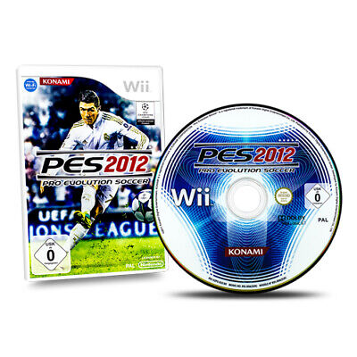 AU8.07 • Buy Nintendo Wii Game Pro Evolution Soccer 2012 Boxed Without Instructions Aa