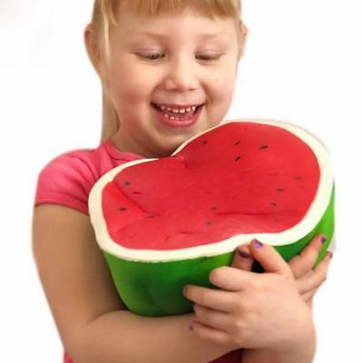 $ CDN34 • Buy Kid Super Jumbo Slowly Rising Scented Squishy Half Large Watermelon Squeeze Toy