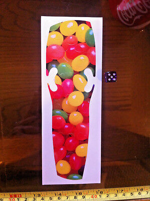 £1.99 • Buy Sky Remote Control Sticker Cover Sweeties Jelly Beans Fun Sweets