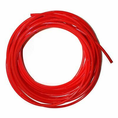 1/4  Fridge Water Filter Pipe (Red) + Reverse Osmosis 1/4  Pipe Systems 1M • 4.99£