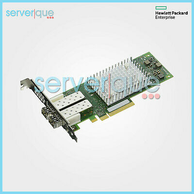 $ CDN794.61 • Buy P9D94A HP SN1100Q 16Gb PCI-e 3.0 X2 2-Port Fiber Channel HBA 853011-001