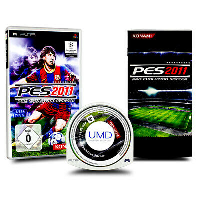 AU6.12 • Buy Psp Game Pes Pro Evolution Soccer 2011
