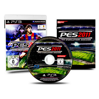 AU5.96 • Buy PS3 Game Pes Pro Evolution Soccer 2011