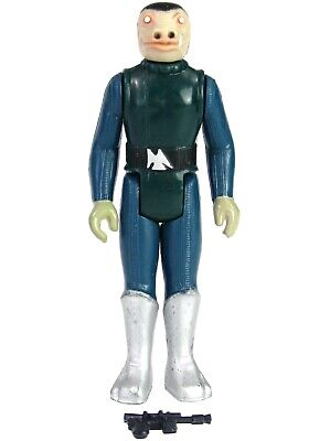 $ CDN670.26 • Buy Vintage 1978 Kenner Star Wars Sears Cantina Blue Snaggletooth Toe Dent AFA It