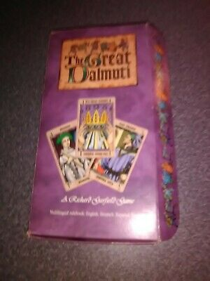 The Great Dalmuti Card Game By Wizards Of The Coast • 15.99$