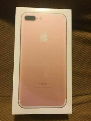 AU411.92 • Buy Iphone 7s Plus 128gb Unlocked Rose Gold.