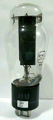 $ CDN40.12 • Buy National Union  5Z3 Hanging Filament Vacuum Tube Tested New On Calibrated TV7