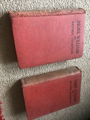 More William Richmal Crompton, 1934 Hardback By Newnes Just William Book • 10£