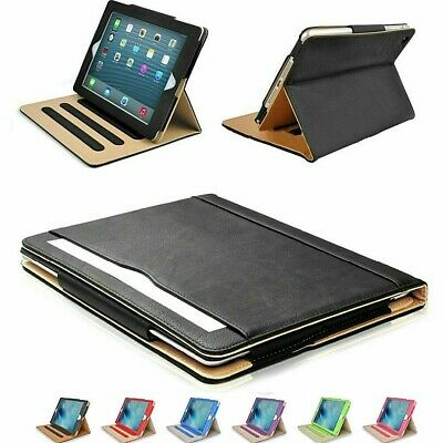 $15.97 • Buy  Soft Leather IPad Case Magnetic Smart Cover W Sleep Wake Folio Stand For APPLE