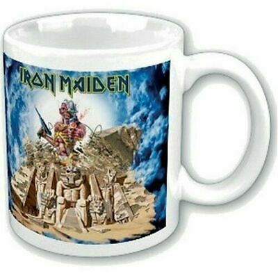Iron Maiden Somewhere Back In Time Official Boxed Mug • 11.95£