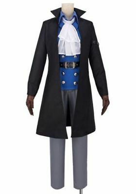 $50.99 • Buy One Piece Sabo Cosplay Costume Black Tailor Made{ Free Shipping}MM