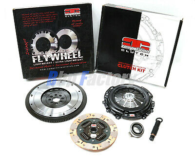 Competition Clutch Honda Civic Ep3 Dc5 Fn2 Type R Stage 3 Kit & Light Flywheel • 579£