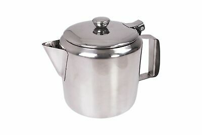 £7.99 • Buy ZODIAC STAINLESS STEEL 0.7 LITRE / 24oz CATERING TEAPOT WITH LID & HANDLE