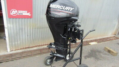 AU4950 • Buy Outboard Motor Mercury 40 ELPT  Donehues Leisure Hamilton 189 Hours 4 Stroke