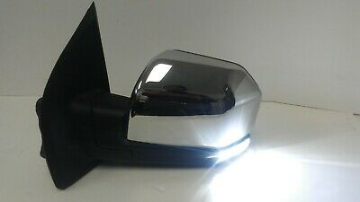 $224.10 • Buy Ford F150  15 16 17 18 Left Side Power Folding Mirror Lh Driver  Oem Chrome