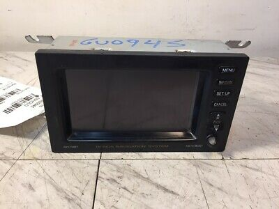 $109.95 • Buy ✅ 2003 2004 2005 Honda Pilot Navigation Display Info Screen Oem