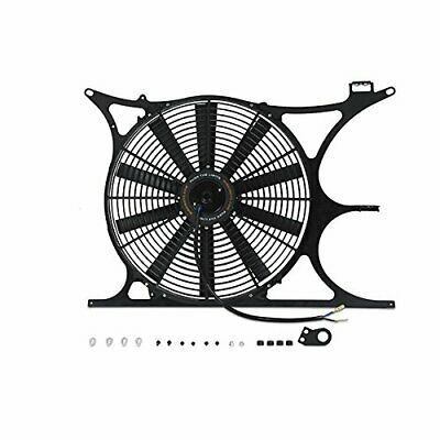 $258.57 • Buy Mishimoto MMFS-E36-92P Black Performance Fan Shroud Kit