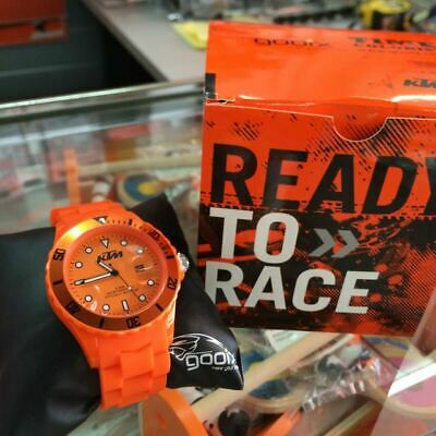 $74.89 • Buy Ktm Be Orange Watch Sx Sxf Exc Rc8 Adventure Duke