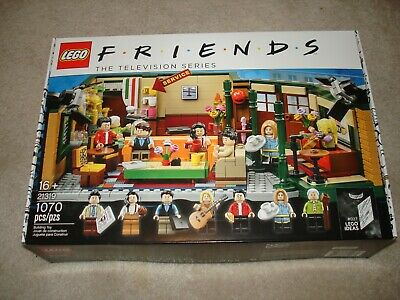$115 • Buy Lego Friends Central Perk 21319 Brand New Ready To Ship