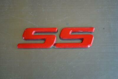 $9.99 • Buy 00 01 02 03 04 05 Chevy Monte Carlo  SS   Badges/Emblems RED
