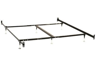 $ CDN143.02 • Buy Queen To Eastern King Bed Frame W/ Adjustable Glides For Headboard And Footboard