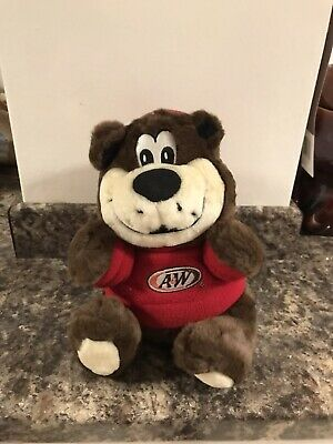 Brand New Extremely Rare A&w Root Beer Christmas Bear • 25£