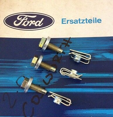 Ford Sierra Escort RS Cosworth Fuel Tank Nut & Bolt Set 2WD 4x4 RS500 • 20£